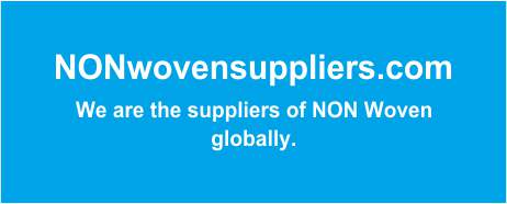 Nonwoven Suppliers